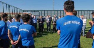 Büyükşehir'den spora yatırım sürüyor