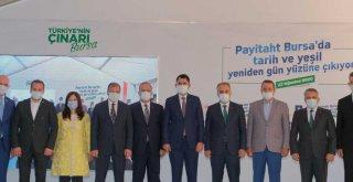 Bursa'da tarih ve yeşil 'yeniden' gün yüzüne çıkıyor