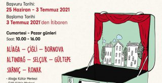 İzmir'de 'Mahalle Tiyatroları' için kayıtlar başladı