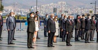 Başkan Soyer Gaziler Günü törenine katıldı
