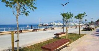 Büyükşehir Mudanya'da Çalışıyor