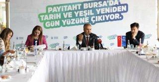 Bursa'da 20 bin konut kentsel dönüşümle yenileniyor