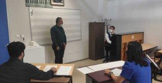 Orkestrada sınav heyecanı