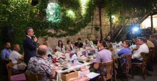 Saraydaki Maraş Mutfağı tanıtıldı