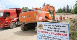 BAŞKENT'İN İÇME SUYU HATLARI 'ASBEST'Lİ BORULARDAN TEMİZLENİYOR