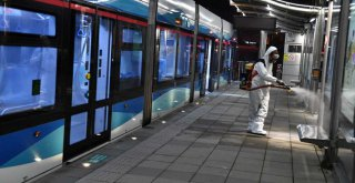 İzmir'de 120 bin noktada virüs önlemi