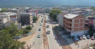 Gürsu'da ulaşıma Büyükşehir desteği