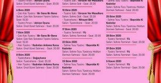 Büyükşehir'in özel tiyatrolara desteği sürüyor