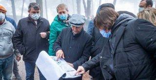 Yamanlar Dağı tesislerinin ihalesi İzmir Büyükşehir Belediyesi'nin