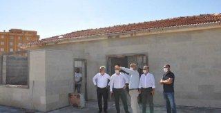 İBB'DEN HACIBEKTAŞ'A BÜYÜK DESTEK