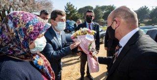 Soyer: 'Kozak Yaylası agro turizmle kalkınacak'