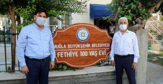 Büyükşehir Fethiye'ye Verdiği Sözleri Yerine Getiriyor