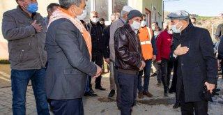 Başkan Soyer'in Küçük Menderes turu Kiraz'dan başladı