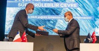 İzmir'in altyapı projeleri için uluslararası işbirliği
