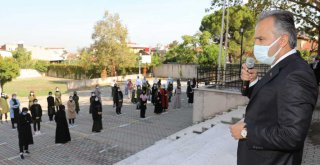 Okullar yeniden şenlendi