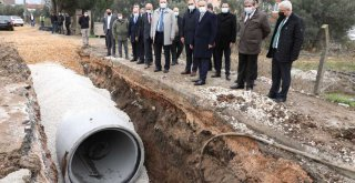 Orhangazi'de yatırımlar hız kazandı