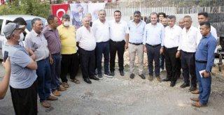 Mersin Büyükşehir, 50 Yıldır Beklenen Köprüyü Yapıyor