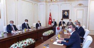 Başkan Büyükkılıç ORAN Toplantısına Katıldı
