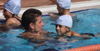 Marina İzmir de çocukların hizmetinde