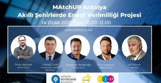 Solarbaba MatchUp Antalya Projesi'ni ağırladı