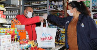 Büyükşehir, Covid-19 salgınına karşı mücadeleyi sürdürüyor