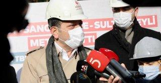 İMAMOĞLU: 'HEDEF YILDA 20 KM METROYU İSTANBULLULARA KAZANDIRMAK'