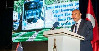 Soyer: 'İzmir'i demir ağlarla örmeye devam ediyoruz'