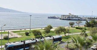 Örnekköy-Yeni Girne tramvay hattının ihalesine 13 firma katıldı