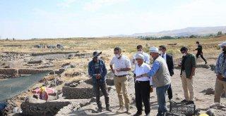 Büyükkılıç'tan 'UNESCO' Kararlılığı