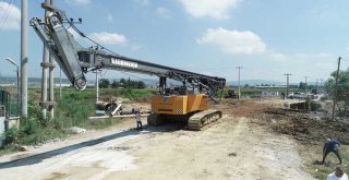Kartepe'ye 4 şeritli modern köprü inşa ediliyor