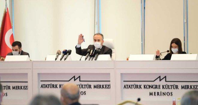 Rize'ye meydan Meclisin kararı