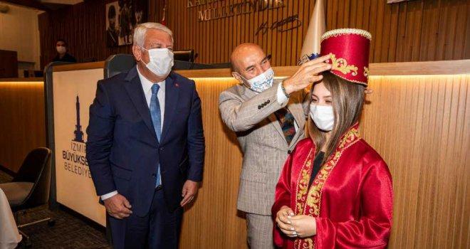 Başkanı Tunç Soyer: 'Ahilik bu coğrafyada kök salmış en güzel uygulamalardan biri'