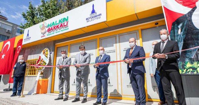 Bayraklı ve Karşıyaka'ya da açıldı