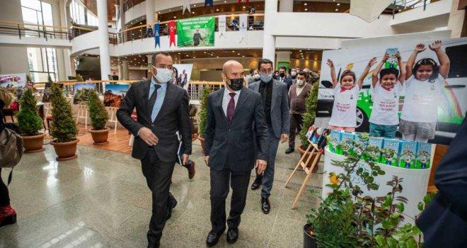 Tunç Soyer: 'Başka bir tarımın mümkün olduğunu Türkiye'ye göstereceğiz'