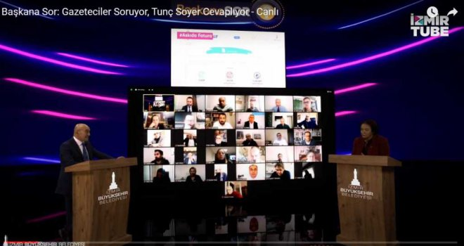 Başkan Soyer'den esnafa yılsonu müjdesi