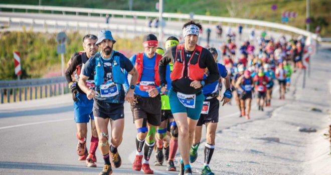 Zirvede dev maraton