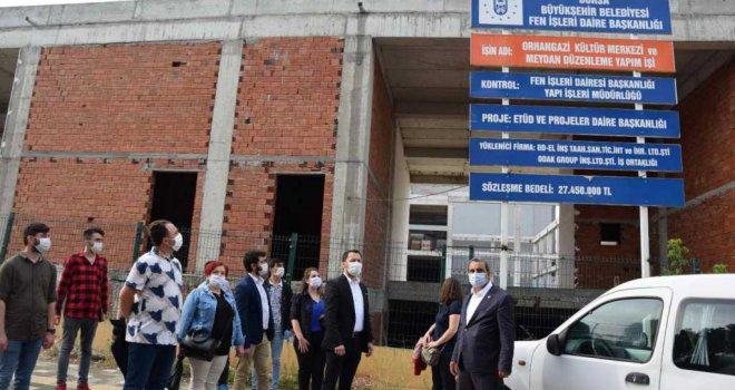 CHP'Lİ TEKE: ALİNUR AKTAŞ, ORHANGAZİ'Yİ CEZALANDIRIYOR