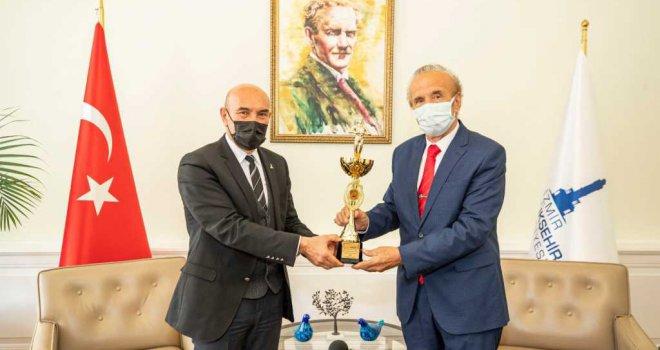 İzmir'deki dayanışma ödül getirdi