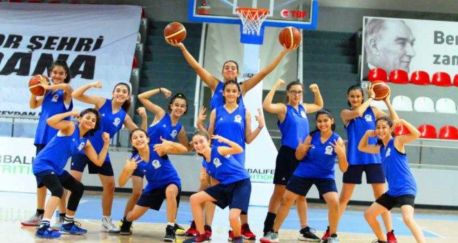 Büyükşehir Spor Kulübü altyapıyı güçlendiriyor