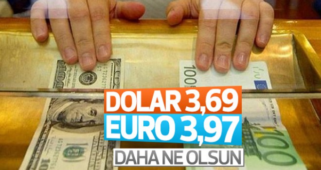 ABD verileri sonrası borsa yükseldi dolar düştü