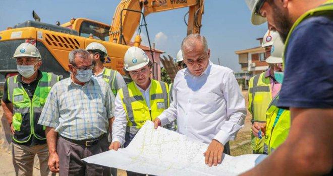 Başkan Zolan: 'Alt yapı tamam sıra üst yapıda'