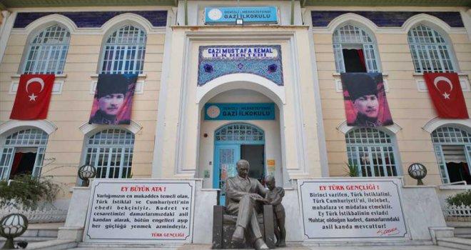 Büyükşehir Ata'nın mirasına sahip çıkıyor