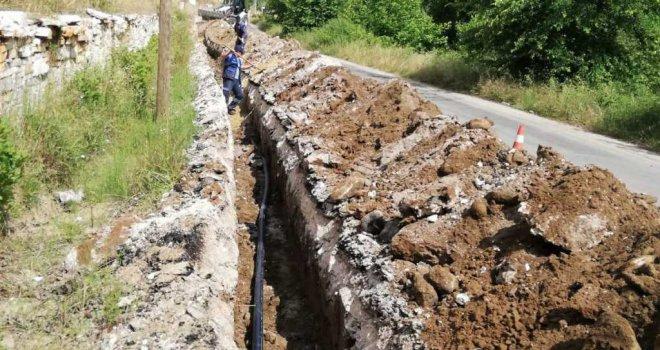 Çayboyu'nun İçme Suyu Şebekesi Yenileniyor
