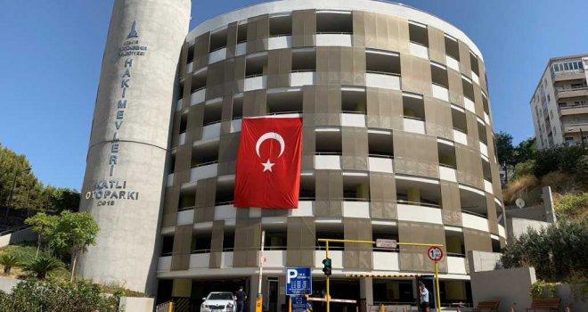 İZELMAN'dan sağlıkçılar için ücretsiz otopark deste devam kararı