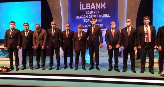 Bakan Kurum Kayseri'nin Projeleri Hakkında Bilgi Verdi