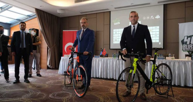 Pedallar GranFondo Bursa'da dönecek