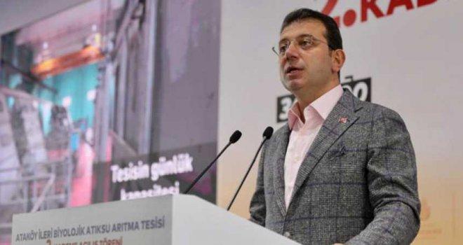 BAŞKAN İMAMOĞLU: 'İSTANBUL'DA 2-3 HAFTALIK KAPANMA ŞART!'