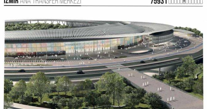 İzmir Otogarı'nı ana transfer merkezi'ne dönüştürecek proje belli oldu