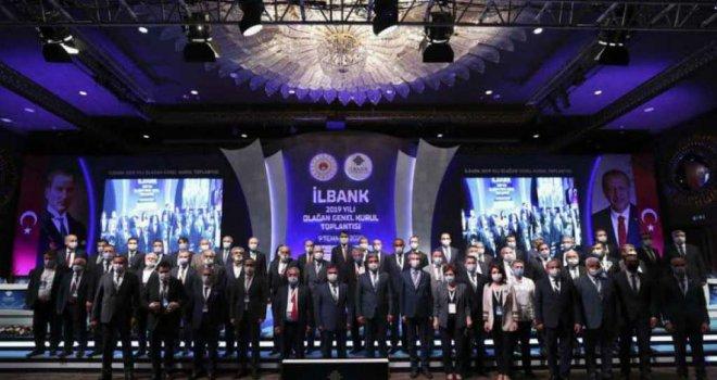 Başkan Vekili Gülcan Kış, İlbank Genel Kurulu'na Katıldı