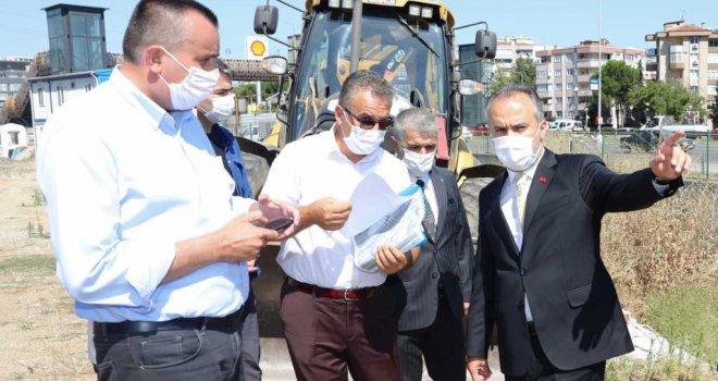 Bursa'da Raylı sisteme yeni istasyon